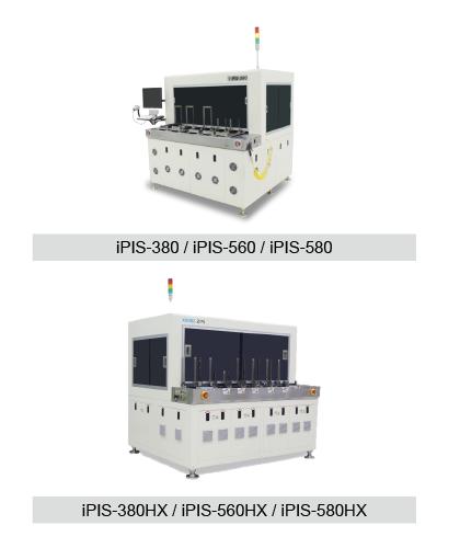 iPIS-380/560/580 And iPIS-380HX/560HX/580HX